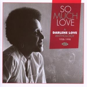 So Much Love: A Darlene Love Anthology 1958-1998 album cover