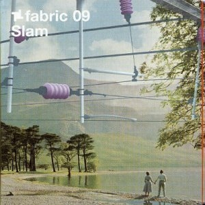 Fabric 09 album cover