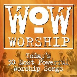 WoW Worship: Orange album cover