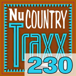 ERG Music: Nu Country Traxx, Vol. 230 (June 2018) album cover