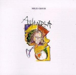 Amandla album cover
