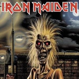 Iron Maiden album cover