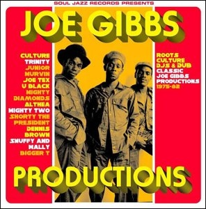 Joe Gibbs Productions: Roots DJs And The... album cover