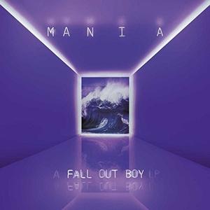 M A N I A album cover