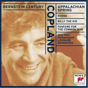 Copland: Appalachian Spring, Rodeo album cover