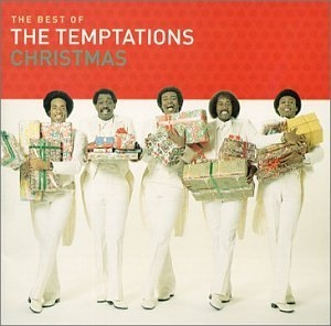The Best Of The Temptations Christmas album cover