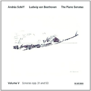 Beethoven: The Piano Sonatas, Vol.5 album cover
