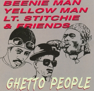 Ghetto People (Creole) album cover