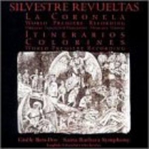 Revueltas: La Coronela album cover