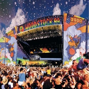 Woodstock '99 album cover
