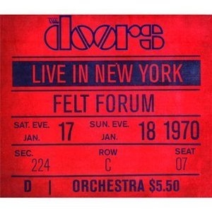 Live In New York (Boxset) album cover