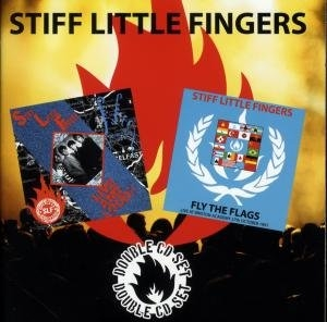 Live And Loud!~ Fly The Flags album cover