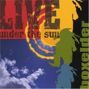 Live Under The Sun album cover