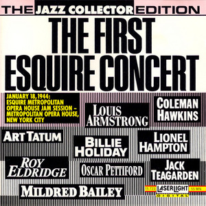 The First Esquire Concert: The Jazz Collector Edition album cover