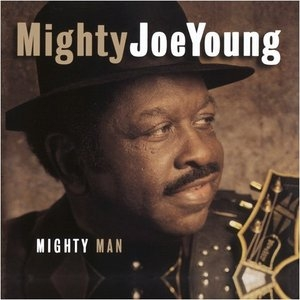 Mighty Man album cover