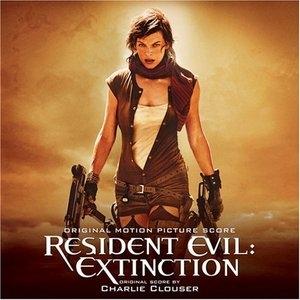 Resident Evil: Extinction (Original Motion Picture Score) album cover