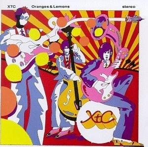 Oranges & Lemons album cover