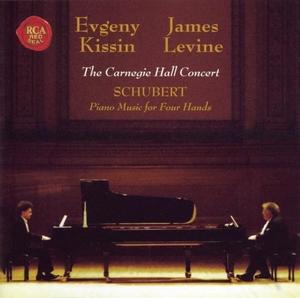 The Carnegie Hall Concert album cover