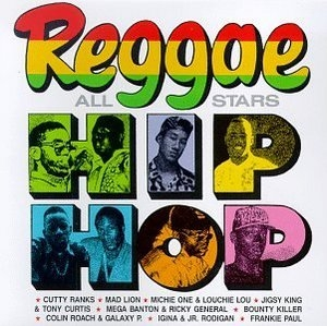 Reggae All Stars Hip Hop album cover