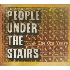 The Om Years album cover