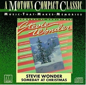 Someday At Christmas album cover