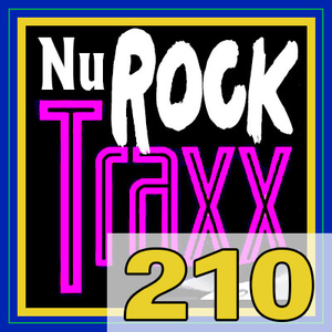 ERG Music: Nu Rock Traxx, Vol. 210 (September 2016) album cover