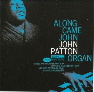Along Came John album cover