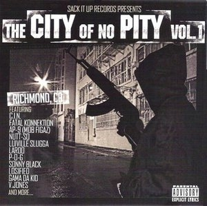 The City Of No Pity Vol.1 album cover