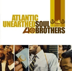 Atlantic Unearthed: Soul Brothers album cover