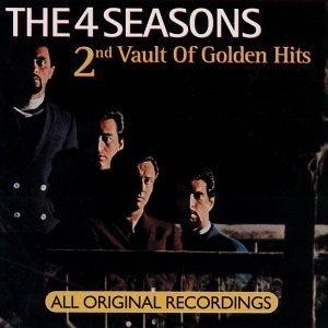 2nd Vault Of Golden Hits album cover