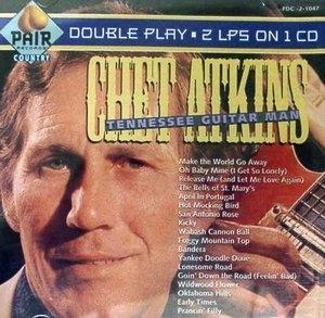 Tennessee Guitar Man album cover