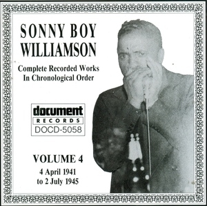 Complete Recorded Works-Vol.4 (1941-1945) album cover