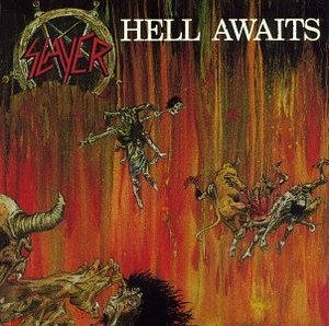 Hell Awaits album cover