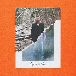 Man Of The Woods album cover