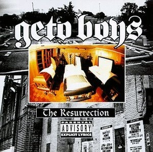 The Resurrection album cover