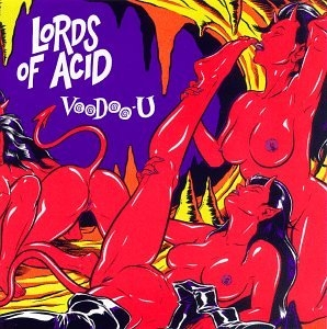 Voodoo-U (Bonus Tracks) album cover