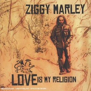 Love Is My Religion album cover