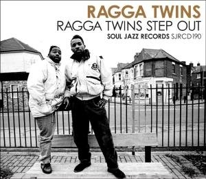 Ragga Twins Step Out album cover