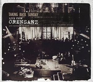 Live From Orensanz album cover