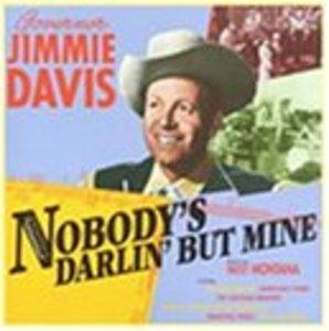 Nobody's Darlin' But Mine album cover