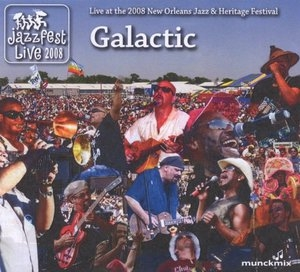 Jazz Fest Live 2008 album cover