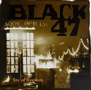 Fire Of Freedom album cover