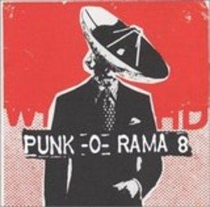 Punk-O-Rama, Vol. 8 album cover