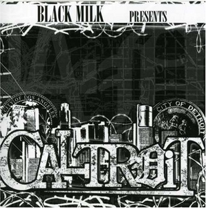 Caltroit album cover