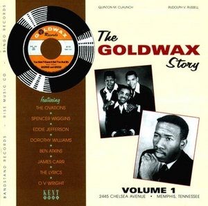 The Goldwax Story Vol.1 (Ace) album cover