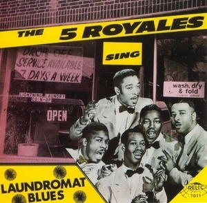 Sing Laundromat Blues album cover