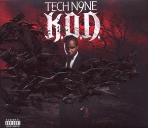 K.O.D. album cover