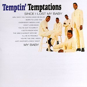 Temptin' Temptations album cover
