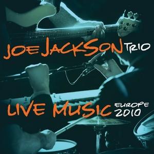 Live Music: Europe 2010 album cover