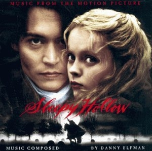 Sleepy Hollow: Music From The Motion Picture album cover